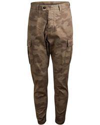 Eleventy Cargo pants 979pa 0214 pan 25015 - Neutro