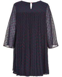 Numph Embeth Dress Azul