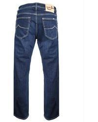 Hackett Jeans Azul