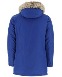 Woolrich - Jacket Azul - Lyst