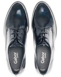 Gabor Shoes Azul