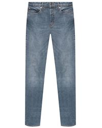 Zadig & Voltaire Jeans with logo - Bleu