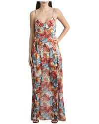 Patrizia Pepe Long Dress - Bianco