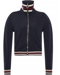 Fila Striped Sweatshirt - Blauw