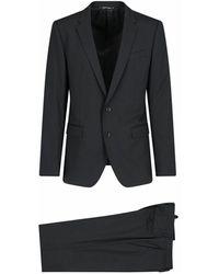 Dolce & Gabbana Gk0emtgeo66n0000 Suit - Zwart