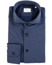 Xacus Shirt Active 91601 520Ml - Blau