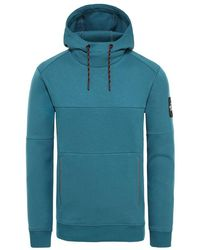 The North Face Felpa Fine 2 - Blauw