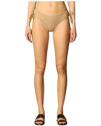 Moschino Bikini Bottom - Neutro