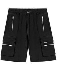 Marella Military Shorts - Schwarz