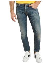 Nudie Jeans - Grim Tim Jeans - Lyst
