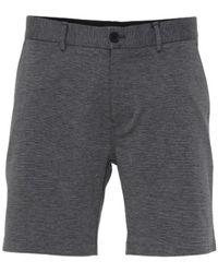 Clean Cut Milano Arrow Shorts - Cc1724 - Gris