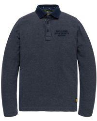 PME LEGEND Sweatshirt Pps206814 5288 - Blauw