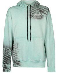 Mauna Kea Relaxed fit sweatshirt - Bleu