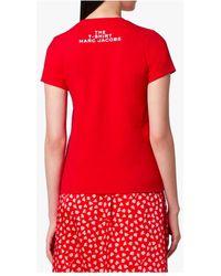 Marc Jacobs T-shirt - Rouge