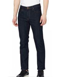 Lee Jeans Rider Trousers L701aa36 - Blauw