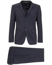 Tonello Two Pieces Suit - Blauw