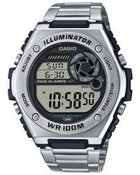 G-Shock Watch - Mwd-100hd-1avef - Grijs