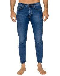 Mauro Grifoni Trousers - Blu