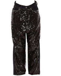 Golden Goose Trousers - Zwart