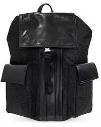 Bally Abner backpack - Noir