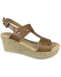 Oh My Sandals Sandaal 4867 - Bruin
