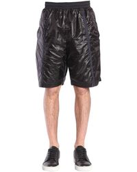 DIESEL Pantastic shorts - Negro