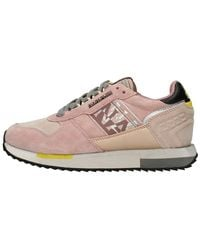 Napapijri Sneakers Np0A4Ga8 - Rosa