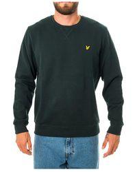 Lyle & Scott - Crewneck Sweatshirt Ml424vtr.z597 - Lyst
