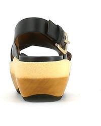 Marni Des sandales - Noir
