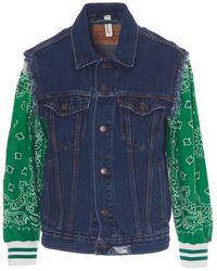Souvenir Clubbing Coat - Verde