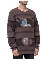 Telfar Crewneck Sweater - Bruin