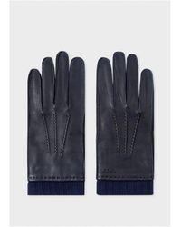 Paul Smith Handschoenen - Blauw