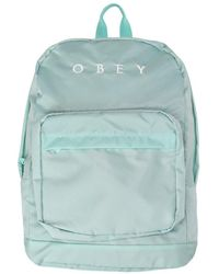 Obey Drop Out Backpack - Groen