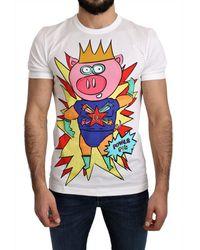La Martina T-shirt - Wit