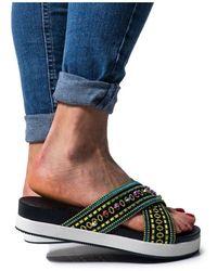 Desigual Sandals - Zwart