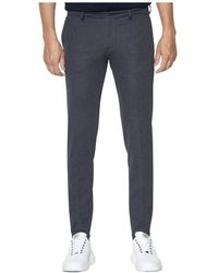 Norse Projects Chinos Sight 3000 - Blauw