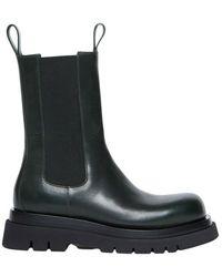 Bottega Veneta Lug Boots - Zwart