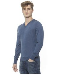 Mos Mosh Sweater Azul