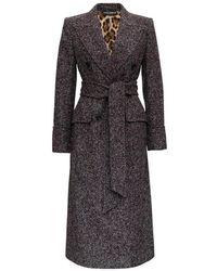 Dolce & Gabbana Trench-coat - Grijs