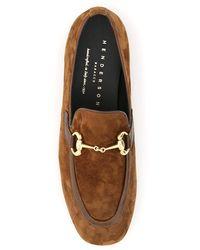 Henderson Shoes Marrón