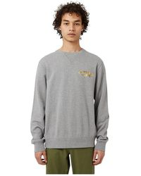 Universal Works - Embroidered Sweatshirt (loopback) - Lyst