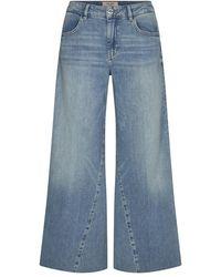 Mos Mosh Reem Swift Jeans - Blauw