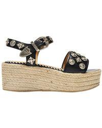 Toga Sandals - Negro