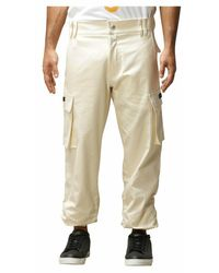 Gcds Pantaloni Cargo - Naturel