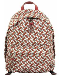 Burberry Backpack - Rood