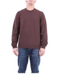 Maison Margiela S30hb0184s17297 Sweater - Bruin
