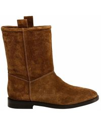 Closed Ankle boots c9951488t22 - Marrón
