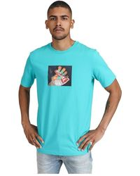 DIESEL - Camiseta - Lyst
