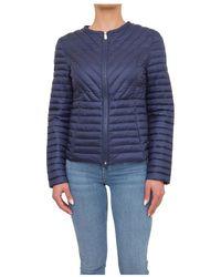 Trussardi Jacket - Bleu