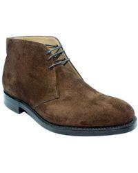 Loake Boots mod. Kempton - Marron